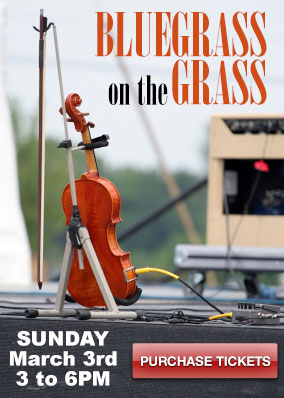 Bluegrass on the Grass Benefit Concert Sunday March 7, 2013 3 to 6PM Palm Beach, FL